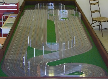 Best Quality Slot Car Tracks